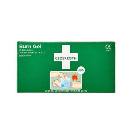 Burn Gel Dressing Cederroth
