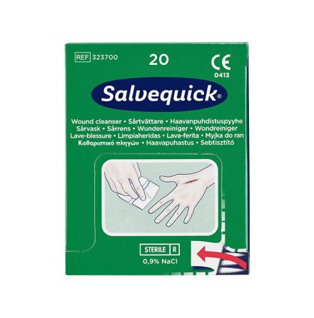 Sårtvättare x20 Salvequick